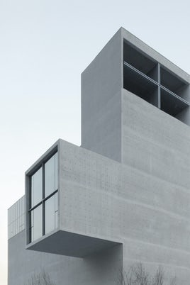 RW Concrete Church exterior