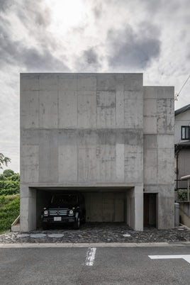 Sagamine House by Tomoaki Uno Architects