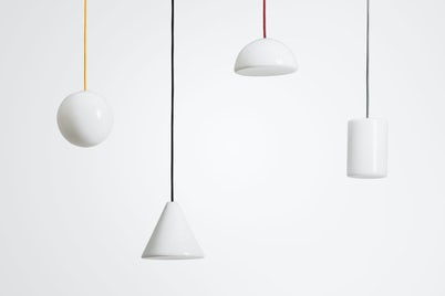 BULB lamp series by Pedro Sottomayor
