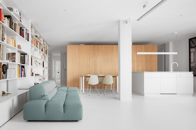 Apartment S by Heros Architecture