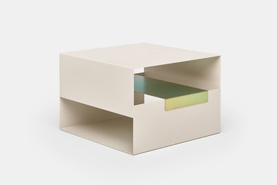 Axe Coffee Table by Atelier Naerebout