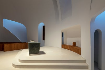 Church of Saint John Paul II by Robert Gotowski Architects