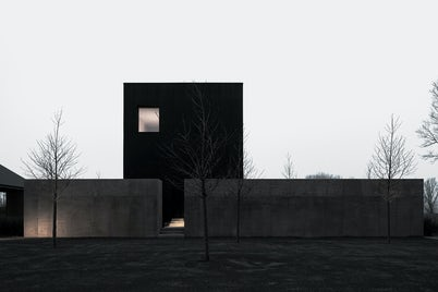 Winery Valke Vleug by Vincent Van Duysen Architects