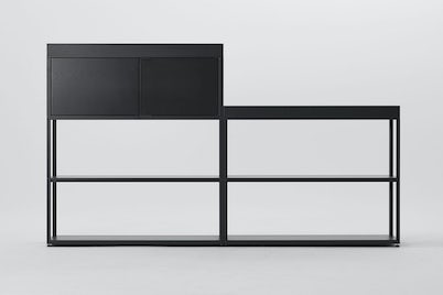 New Order 2.0 modular system by Stefan Diez for HAY