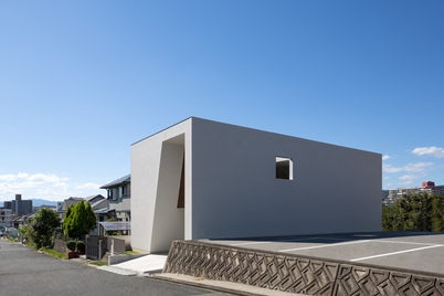 Toyonaka House by Matsuyama Architect and Associates