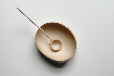 Minimal Tableware by Luke Hope
