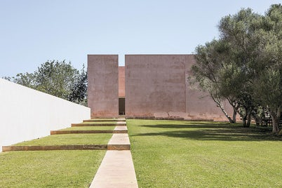 Neuendorf House by John Pawson and Claudio Silvestrin
