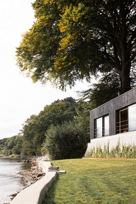 Fjord Boat House by Norm Architects