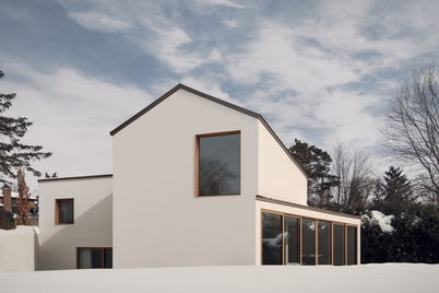 NORM Residence by Alain Carle Architecte