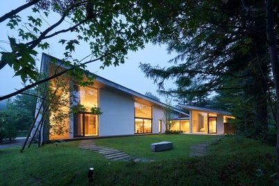 Symbiotic House by R.E.A.D. & Architects