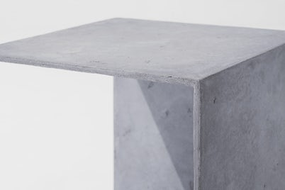 Solidity stool detail