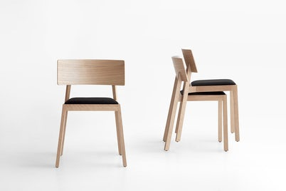 Terence Woodgate Whiskey Chair