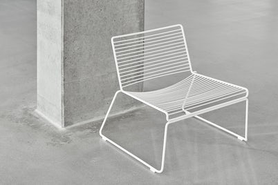 Wire Chair by Hee Welling