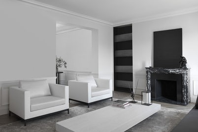 Guillaume Alan interior design