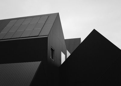 Kim Høltermand architectural minimal photography