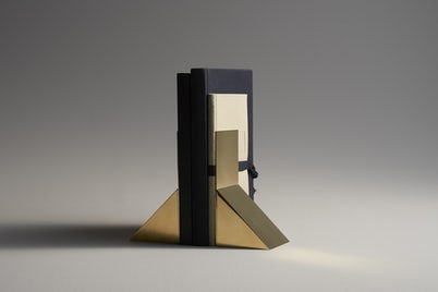 Solid Bookend by Erik Olovsson