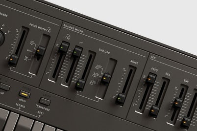 Superlative Space Bee Rechargeable Analog Synthesizer