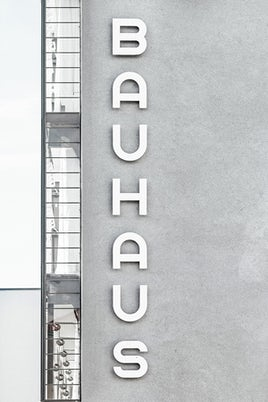 Bauhaus School by Ross Sokolovski