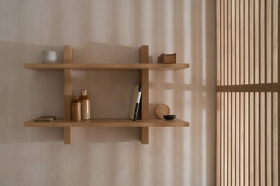 Porteous' Studio Bedroom Shelf