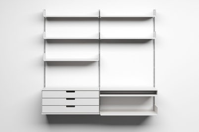 Rams 606 Shelving System for Vitsœ
