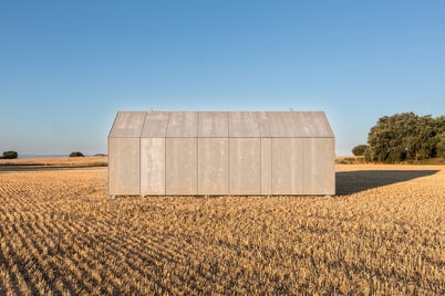 Portable House ÁPH80 by Ábaton Arquitectura