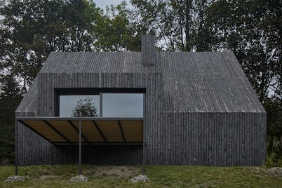 Cottage Pod Bukovou by Mjölk architekti