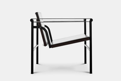LC1 Chair by Le Corbusier